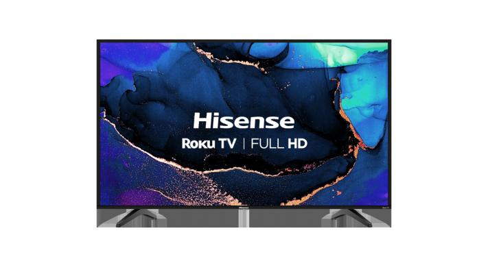 32H4G Hisense téléviseur intelligent LED HD 720P H4 de 32 po