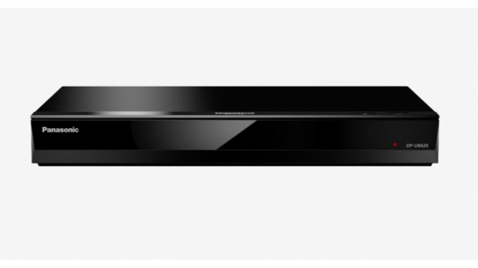 DP-UB420K Panasonic lecteur Blu-ray 4K DVD