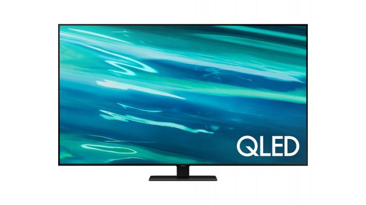 QN50Q80AAFXZC Samsung téléviseur intelligent QLED 4K Q80A de 50 po