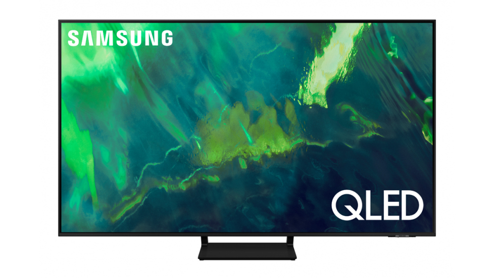 QN55Q72AAFXZC Samsung téléviseur intelligent QLED 4K Q72A de 55 po