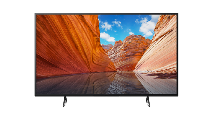 KD43X80J Sony téléviseur intelligent LED 4K X80J de 43 po