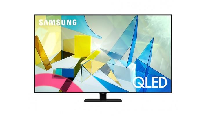 QN85Q80TAFXZC Samsung téléviseur intelligent QLED 4K Q80T de 85 po