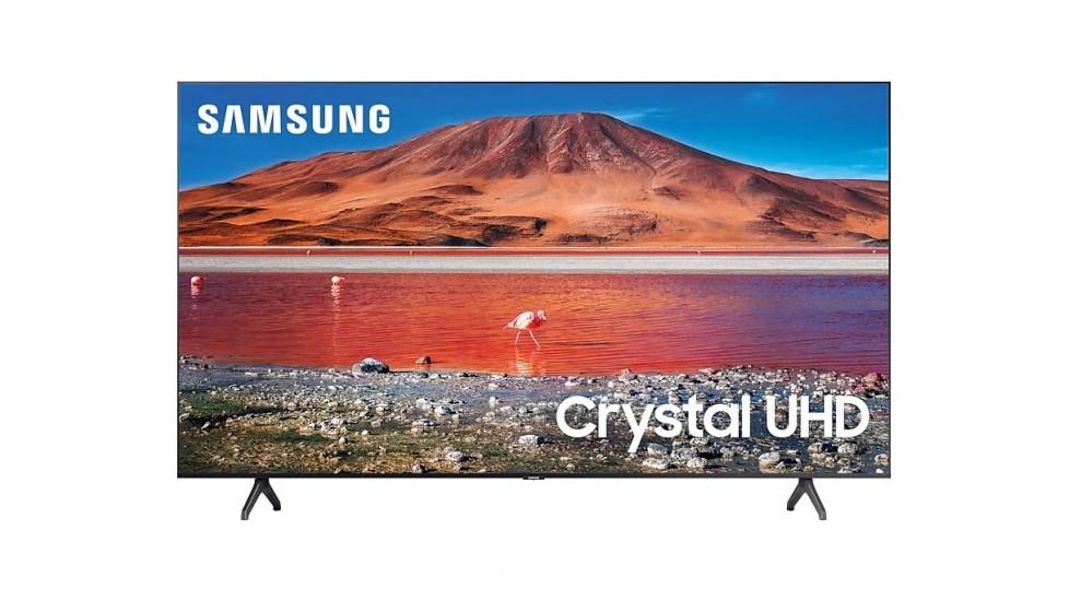 UN55TU7000FXZC Samsung téléviseur intelligent LED 4K TU7000 de 55 po